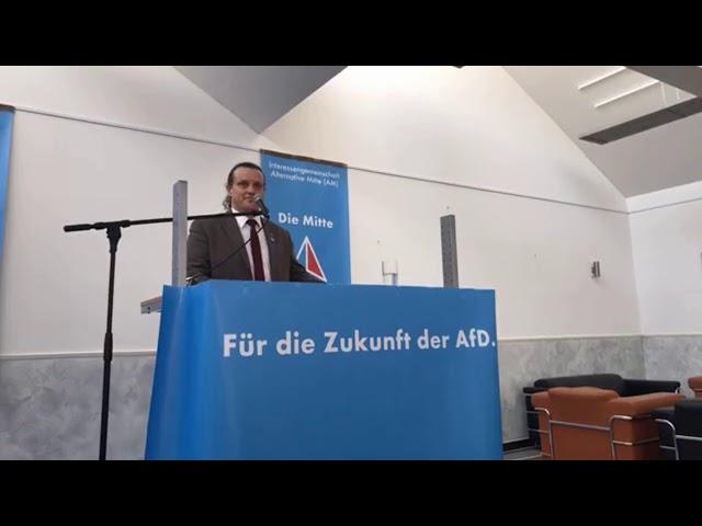 Steffen Königer Alternative Mitte 22.04.2018