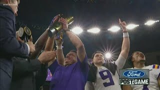Forget OBJ, there's so much to celebrate about LSU's championship win