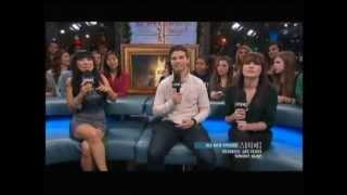 Luke and Chloe on NML talking about the Degrassi Las Vegas special!...