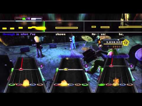 The Unforgiven by Metallica - Full Band FC #1794