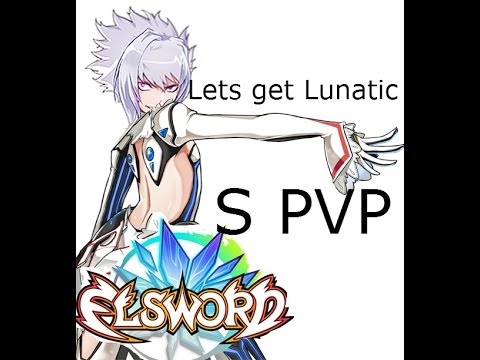 [Elsword NA] Lunatic Psyker Renewal PVP 1:1 S Rank