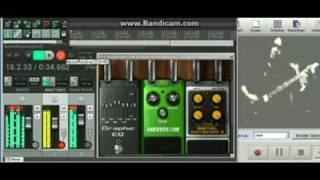 swedish deathmetal tone using amplitube 3