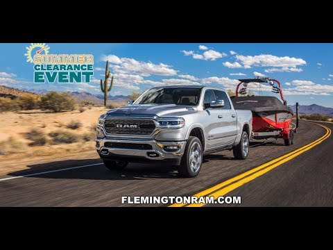 SUMMER CLEARANCE EVENT at Flemington RAM