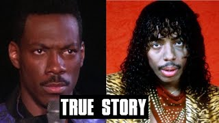 Why Eddie Murphy And Rick James Really Fell Apart - Here's Why