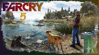 Far Cry 5 ★ Не виживання, але полювання та риболовля є ★ 1