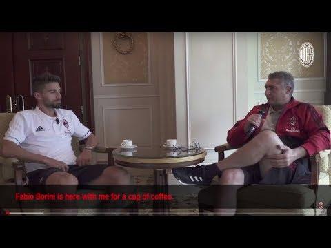 Player vs Legend: Borini meets Massaro