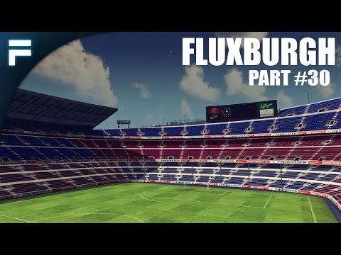 "Cities Skylines - Fluxburgh [PART 30] ""Massive Football Stadium"""