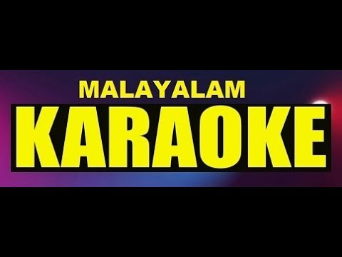 KANNEER POOVINTE UNPLUGGED  KARAOKE with lyrics -  JOB