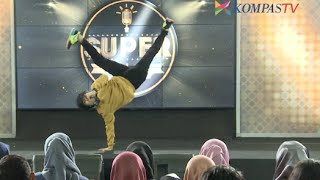 Alif: Kebiasaan Saipul Jamil – SUPER Stand Up Seru Eps 177