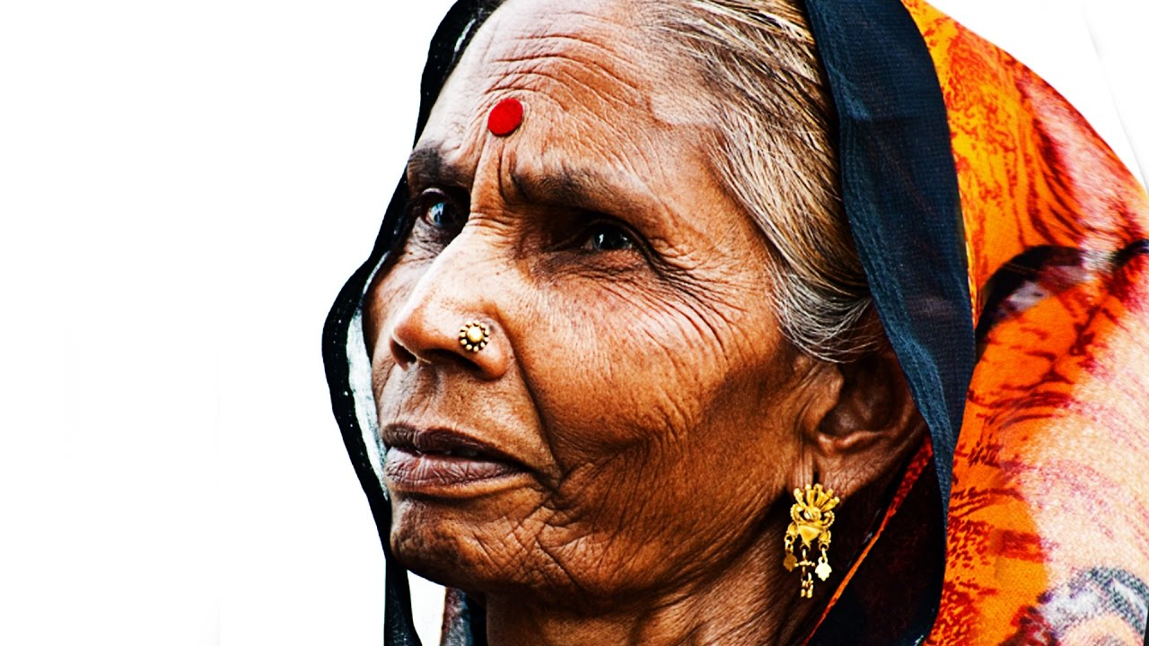 old lady becomes young and beautiful again! age reversing