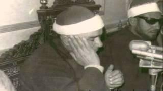 Sura Isra 1960 مقام الرست (maqam rast) by Sheikh Mustafa Ismail الشيخ مصطفى اسماعيل
