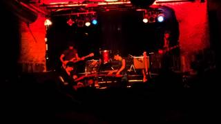 Alin Coen Band - Fountain - live Milla München 2013-05-22