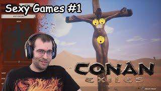 Sexy Games #1: Conan Exiles