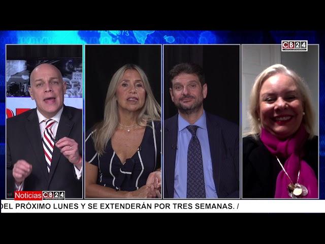A Debate... con Alejandro Marcano Satelli Mar13