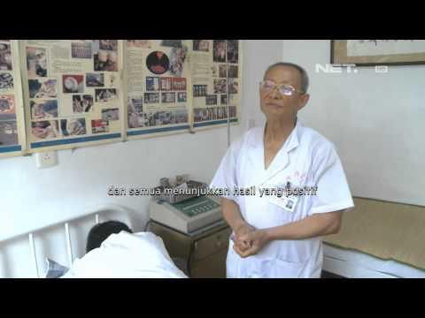 NET24 - Terapi Akupuntur Dengan Sengatan Lebah di China