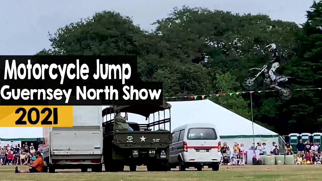Stannage Stunt Show | Motorcycle Jump