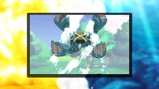 Mega Metagross joins the fight in Pokémon Omega Ruby and Pokémon Alpha Sapphire!