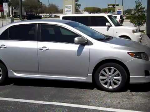 Flying Window Tinters 2010 Toyota Corolla Tinted With