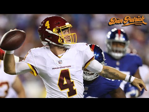 Play of the Day: Taylor Heinicke Throws A 19-Yd TD Pass To Ricky Seals-Jones | 09/17/21