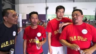 Futsal OlaBola Sinar: Sepahtu Sinar vs Santai Sinar