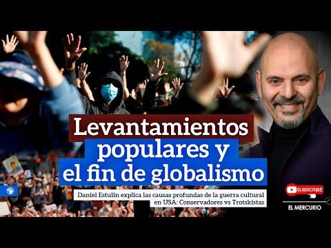 ¿Le llega el fin al Globalismo?, EEUU implosiona en guerra cultural interna... Con Daniel Estulin