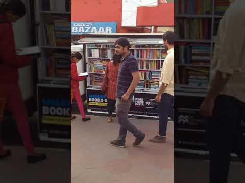 Walking BookFairs in Bangalore