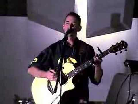 Michael Armstrong sings