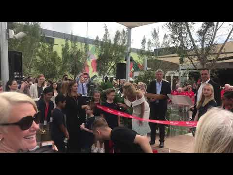 Westfield Coomera Opening Ribbon Cutting 11.10.18