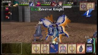 Baten Kaitos Origins Gameplay (Combat) Dolphin 1080p