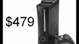 Playstation 3 vs Xbox 360 v2 black