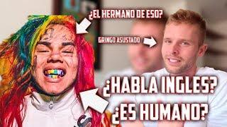 ANALIZO EL INGLES DE 6IX9IXE TEKASHI #ZACANALIZA