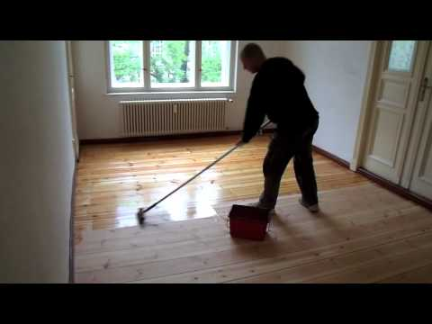 How To Refinish A Wooden Floor With Oil Refinishing Hardwood You
