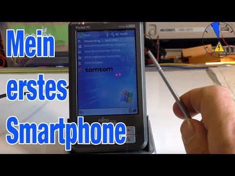 "Mein erstes ""Smartphone""! - PDA Siemens Pocket PC Loox Deep Review Überlick"