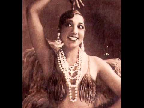 Josephine Baker - I've Found A New Baby 1927 1920's Photo Tribute
