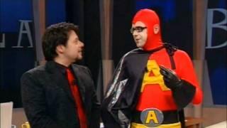 LILLO E GREG arciman il supereroe