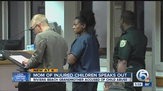Riviera Beach woman facing child abuse charges