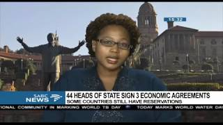 Video Signing of the African free-trade deal - Xolelwa Mlumbi-Peter download MP3, MP4, WEBM, AVI, FLV April 2018