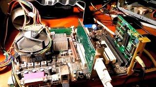 SSI-2001 (@ISA) vs. Celeron 3.06 GHz (@LGA775)