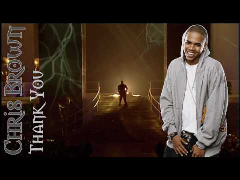 Chris Brown - Thank you (+Lyrics)