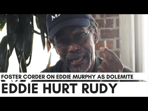 Tone Kapone - Dolemite's Manager says Eddie Murphy Hurt Rudy Ray Moore