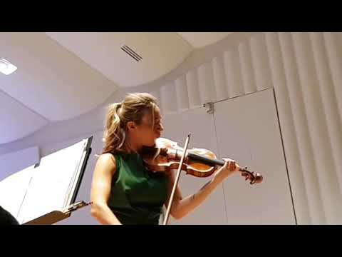 ANNA TIFU    EUGENE YSAYE   LES FURIES  dalla Sonata n.2