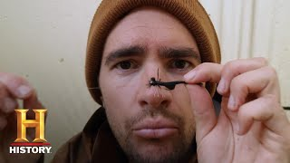 Alone: Joe is an Ecosystem Expert (Season 7) | Exclusive | History