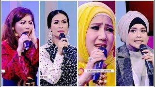 Lomba Karoke Ala Iyeth Bustami, Kristina, Iis Dahlia, & Ine Sinthya Part 03 - Call Me Mel 24/03