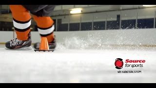 2015 ccm jetspeed control hockey skate   source for sports