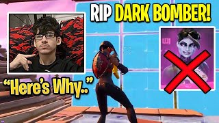 FaZe Sway REVEALS The REAL Reason He Doesn't Wear DARK BOMBER Skin All The Time Anymore