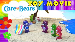 Zootopia, Peppa Pig, and Care Bears Toy Movies!