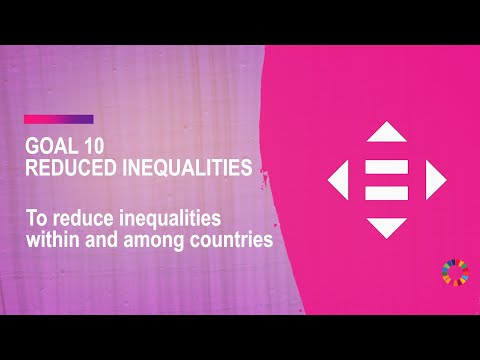Why Reducing Inequality Within & Among Countries Matters - Sustainable Development Goal 10