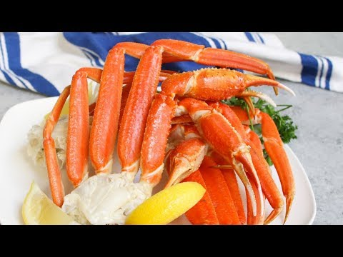 Homemade Crab Legs {How To Cook And Eat!}