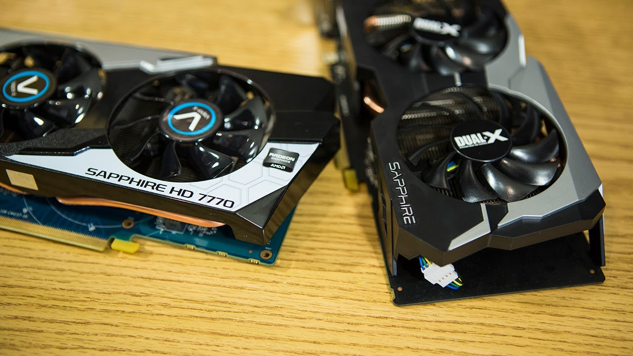 Sapphire HD 7790 vs HD 7770 GHz Edition Video Card Review (AMD)