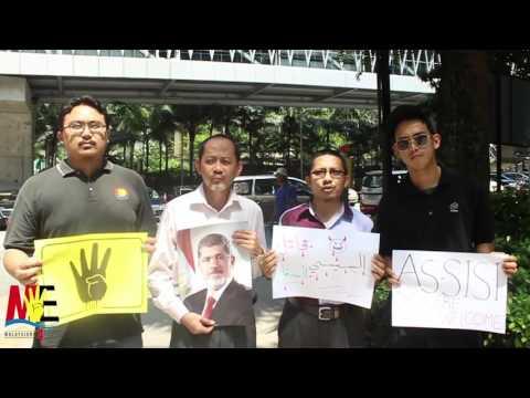 As-Sisi, anda tidak dialu-alukan ke Malaysia!
